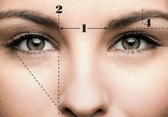 Aprenda, passo a passo, a modelar as sobrancelhas e harmonize seu rosto - Maquiagem - Beleza - CLAUDIA