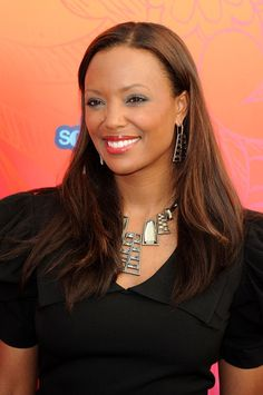 Aisha Tyler. American talk show host, actress, comedian, author, producer, writer & director.