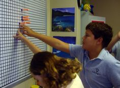 Math-n-spire: Coordinate Graphing with Nerf Dart guns...Love this! (so will kids!)