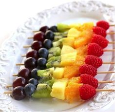 Comidinhas saudáveis para festas infantis