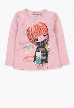 Knit t-Shirt for baby girl Boys Pajamas, Surface Pattern, Graphic Sweatshirt, T Shirt, Kids Fashion, Textiles, Sweatshirts, Casual, Sweaters