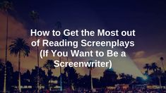 How (and why) to read and analyze screenplays if you want to be a screenwriter! Writing Process, Writing Tips, Screenwriters, Indie Books, Sci Fi Horror, Film Making, Secret Code, Fiction And Nonfiction, Scripts