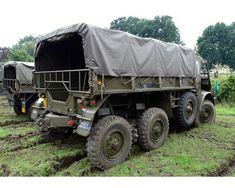 Daf YA328 Artillerietrekker Army Vehicles, Good Old, Offroad, Dutch, Monster Trucks, Holland, Off Road, Dutch People, Dutch Language