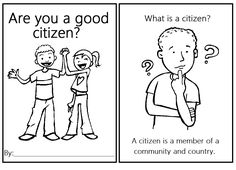 Citizenship freebie. So could have used this in my lesson
