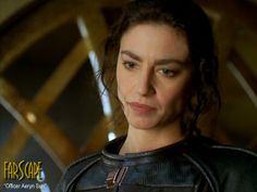 """9/12/13 """"Oh, just to be in the warm glow of all this testosterone."""" Aeryn on Farscape www.wouldbegeek.com"""
