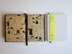 Tu Livre » Paper goods, type & print » Cuadernos Tela