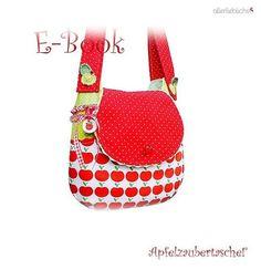 Nähanleitungen Taschen - Ebook, E-Book, Nähanleitung,Schnitt Tasche ! - ein Designerstück von allerlieblichst bei DaWanda