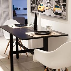 Tokyo Drop Leaf Rectangle Dining Table - Overstock™ Shopping ...