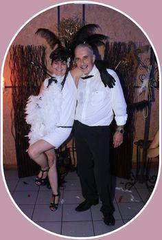 Marion et Gérard!