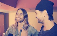 30 Seconds To Mars - Interview with Jared Leto and Tomo Miličević