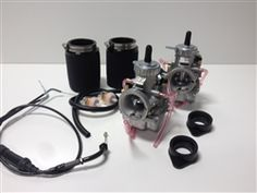 Mikuni VM30 Carburetor Complete Kit for Honda CB350 CL350  #motorcycle