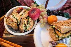 Auf zum Picknick mit mediterranen Schnitzelbaguettes! http://www.geschmacks-sinn.de/?p=3003