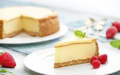 Citronovy cheesecake s citronovou polevou
