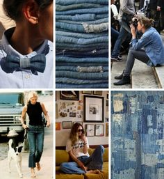 #dreamindenim Enter to win a head-to-toe denim look from Anthropologie and imogene + willie