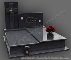 PROWADZIMY BIURA I PRODUKCJĘ NAGROBKÓW NA TERENIE CAŁEGO KRAJU, DLATEGO JESTEŚMY BLISKO TWOJEGO CMENTARZA. Zadzwoń, napisz, zapytaj o wycenę nagrobka.  Dobry… Tombstone Designs, Funeral, Anna, Utility Trailer, Peace