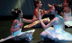 Liceum de Dança de Guarulhos apresenta Fábrica de Bonecas com Baby Folc
