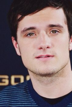 Josh hutcherson how could you resist???