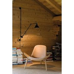 Lampe Gras N214 wandlamp | DCW éditions