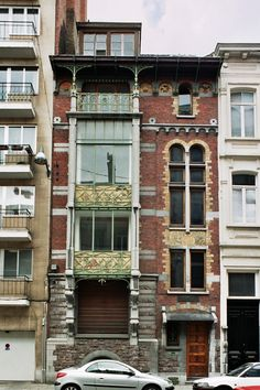 Saint-Gilles - Maison Hankar - Rue Defacqz 71 - HANKAR Paul