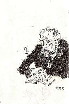 Lecteur Anonyme - Capucine Léonard-Matta
