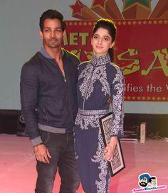 Sanam Teri Kasam Cast at MET College -- Harshvardhan Rane and Mawra Hocane Picture # 330365