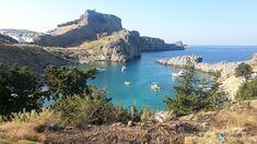 St Pauls bay In Rhodes