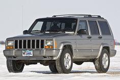 Jeep Cherokee: 2001 Jeep Cherokee XJ