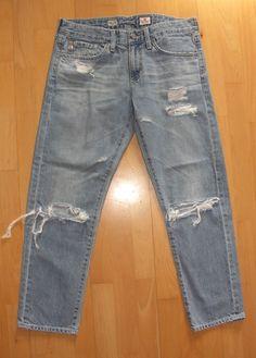 * * * ADRIANO GOLDSCHMIED Piper Slouchy Slim Crop Jeans, Gr.28 * * *   eBay Crop Jeans, Adriano Goldschmied, Slim, Pants, Ebay, Fashion, Trouser Pants, Moda, Fashion Styles