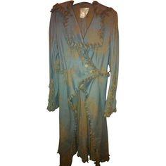 VIVIENNE WESTWOOD - One of a kind coat