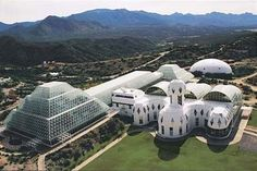 the grandest experiment in ecological sustainability; biosphere 2