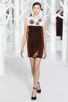 Delpozo Autumn/Winter 2015 Ready to Wear Collection