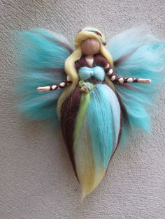 felted fairy - Google Search