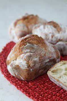 Faire du vrai bon pain sans machine à pain et sans pétrir, c'est possible. - le…