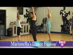 Dance lesson #6 Marianella's Dance Fusion