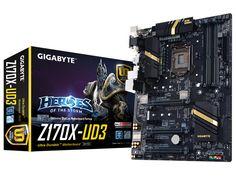Mother Gigabyte GA-Z170X-UD3 Socket 1151