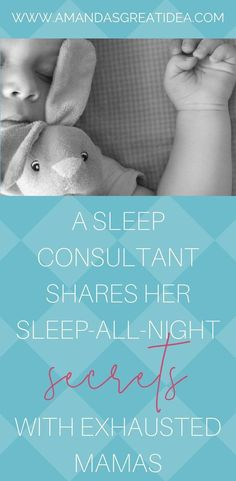 Searching for ways to help your baby sleep through the night? Read the top secrets from a sleep consultant and have the whole family sleeping better tonight! A Baby Sleep Consultant Shares Her Secrets With Exh Mama Baby, Toddler Sleep, Kids Sleep, Child Sleep, Sleep Help, Good Sleep, Baby Sleep Consultant, Baby Sleep Schedule, Raising Godly Children