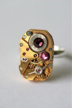 Dugena Ring by Zuzi Hake