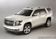 2015 Chevrolet Tahoe Price and Specification  Chevrolet Tahoe is a full size SUV, it is the same rebadged model of GMC Yukon. Both of these SUVs were sold until the early 90's as the Blazer/Jimmy models. In the 1992 GMC decided to change their model name ti Yukon, while Chevrolet changed from full size Blazer to Tahoe in 1995, while the mid-size S-10 Blazer model change its name to Chevrolet Blazer.