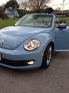 2013 Beetle Convertible. Fancy Cars, Cute Cars, My Dream Car, Dream Cars, Beetle Convertible, Beetle Car, Pretty Cars, Car Goals, Car Makes