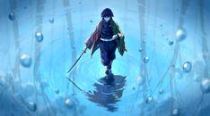 Giyuu Tomioka Demon Slayer Wallpaper, HD Anime 4K Wallpapers, Images, Photos and Background - Wallpapers Den