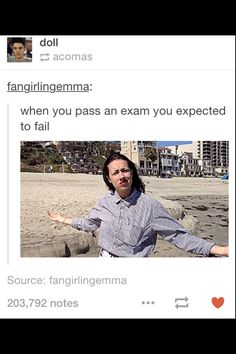 Yaaaaassss this literally happened to me on my math exam all because I went to a Miranda sings show the night before