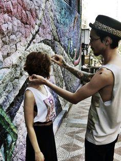 #bob #fotografia #ensaio #urbano #hairdesigner