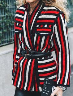 Mission du jour : dénicher un ersatz de cette veste Isabel Marant Etoile ! (photo Collage Vintage)