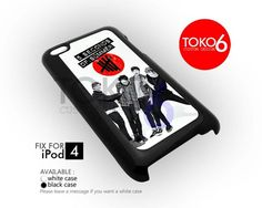 AJ 4197 Funny Five Second Of Summer Push - iPod 4 Case | toko6 - Accessories on ArtFire