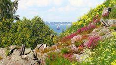 Helsinki by sea - Vallisaari