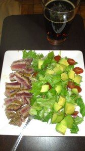 My seared tuna recipe - here you go @Lili Weißensteiner!