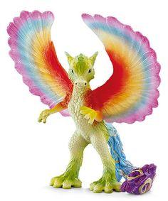 Another great find on #zulily! Damaran Bayala Rainbow Elf Figurine #zulilyfinds