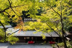 Japaninfo added 33 new photos to the album: ต้นน้ำสงบเงียบ บ้านหลังคาทรงสูง ใบเมเปิ้ลงาม@Saga Toriimoto/Kyoto.
