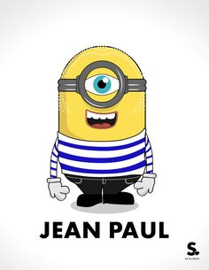 Meet The #Minionistas by Stylight: When High Fashion Icons got a Minion Makeover, it's Just Awesome! l #jeanpaulgaultier #minions #fashionistos