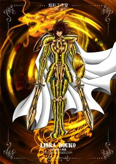 Saint Seiya - Gold Saint Libra no Dohko - Lost Canvas